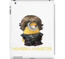 Minion Lannister iPad Case/Skin