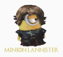 Minion Lannister Kids Clothes