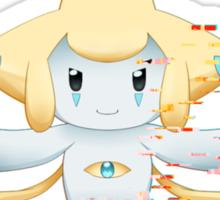 GlitchyJirachi Sticker