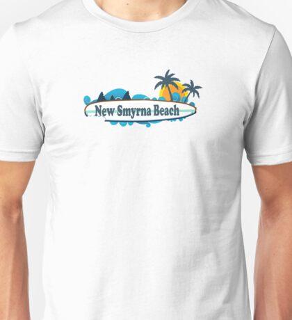 New Smyrna Beach - Florida. Unisex T-Shirt