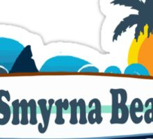 New Smyrna Beach - Florida. Sticker