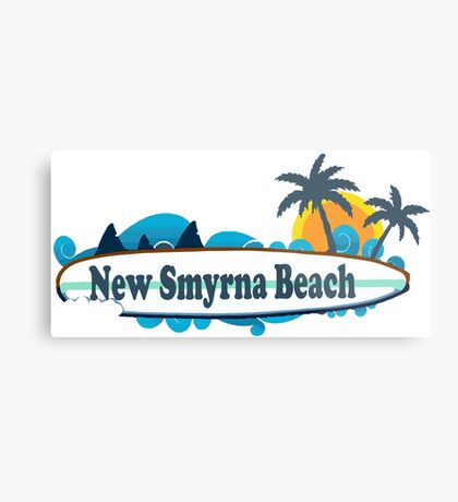 New Smyrna Beach - Florida. Metal Print