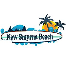 New Smyrna Beach - Florida. Photographic Print