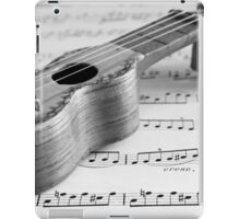 Wooden Toy Guitar iPad Case/Skin