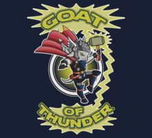 Goat of Thunder Kids Clothes