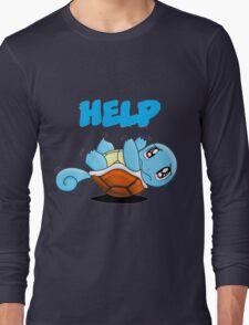 Carapuce  Long Sleeve T-Shirt