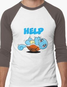 Carapuce  Men's Baseball ¾ T-Shirt