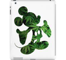 Mickey Weed iPad Case/Skin