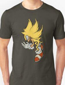 Super Sonic  - Fleetway Sonic the Comic (01) Unisex T-Shirt