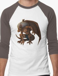 Gargoyles - Brooklyn Men's Baseball ¾ T-Shirt