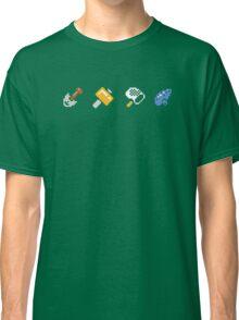 Zelda Icons Classic T-Shirt