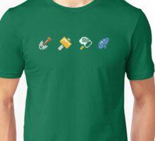Zelda Icons Unisex T-Shirt