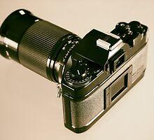 Vintage Camera by vintageblue