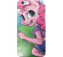 Pinkie's Swing iPhone Case/Skin