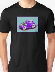 HOT ROD CHEV STYLE CAR Unisex T-Shirt