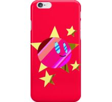 star kirby iPhone Case/Skin