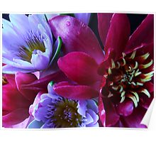 """""""Lovely Lilies"""" Poster"""