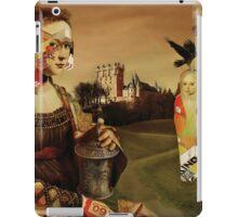 Renaissance Twins. iPad Case/Skin