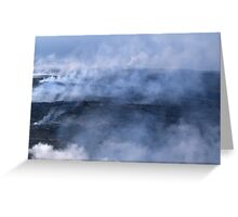 Where There's Smoke, There's Fire Greeting Card