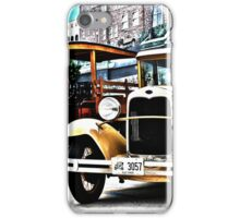 The Antique Car Duo iPhone Case/Skin