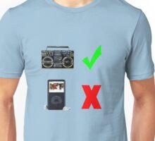 BOOMBOX BABY Unisex T-Shirt