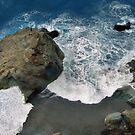Huge Rock by Steven  Siow