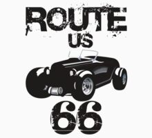 Custom Happynes is Route 66 lifestyle by april nogami