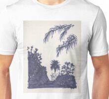 Venice beach Foliage - sunset walking street Unisex T-Shirt