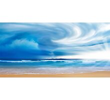 beach Breeze Photographic Print