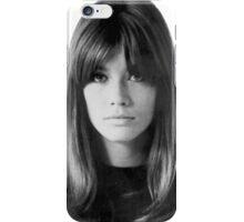 Françoise Hardy iPhone Case/Skin