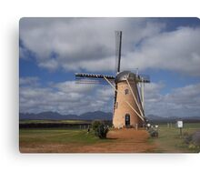 Windmill in the West Metal Print
