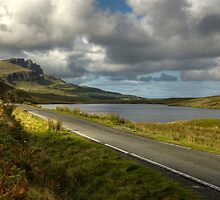 Road to Skye by Craig Goldsmith
