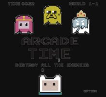 Arcade Time! Kids Clothes