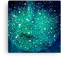 Moon Childs Lullaby  Canvas Print