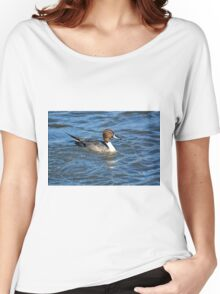 Northern Pintail Duck Women's Relaxed Fit T-Shirt