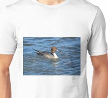 Northern Pintail Duck Unisex T-Shirt