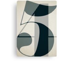 45's @Studio 54 Canvas Print