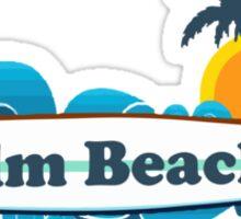 Palm Beach - Florida.  Sticker