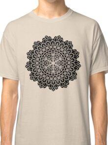 Geometric Mandala Classic T-Shirt