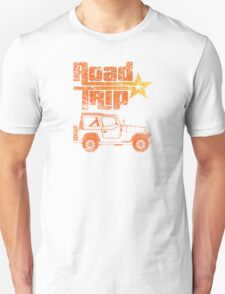 Road Trip in a Jeep T-Shirt