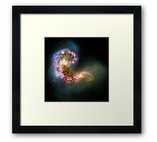 Antennae Galaxies Framed Print