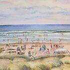 Summer Sunset woolami by Ken Tregoning