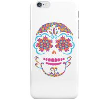 Colourful Skull iPhone Case/Skin