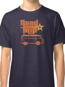 Road Trip in a Van Classic T-Shirt