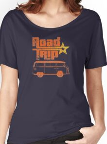 Road Trip in a Van Women's Relaxed Fit T-Shirt