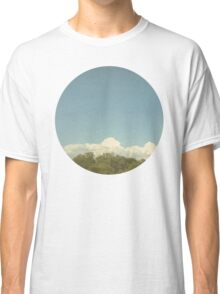 Trees Clouds Sky! Classic T-Shirt