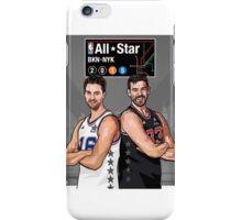 PAU & MARC - All Star NYC 2015 - SMILE DESIGN iPhone Case/Skin