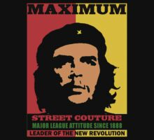 CHE GUEVERA-LEADER OF THE NEW REVOLUTION by OTIS PORRITT