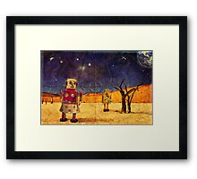 In Search of Love Framed Print