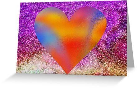 Heart Mirror  by blamo